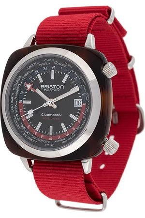 Briston Clubmaster World Time' Armbanduhr, 42mm
