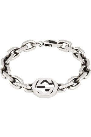 Gucci Sterlingsilber-Armband mit GG
