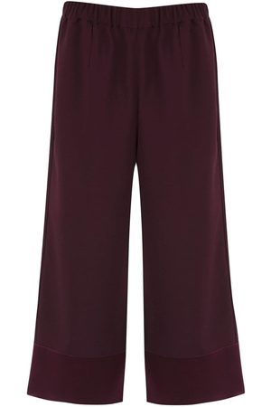 Olympiah Tyrian' Culottes