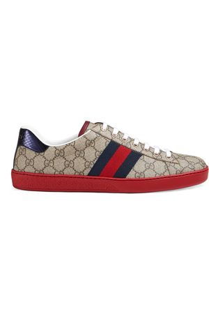 Gucci Herren Sneakers - Ace Herren-Sneaker GG Supreme