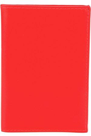 Comme des Garçons Portemonnaie in Colour-Block-Optik