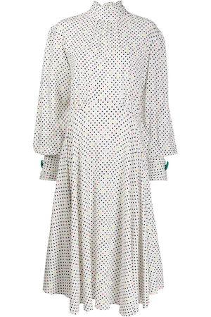 Christopher Kane Gepunktetes Kleid
