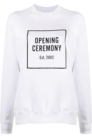 Opening Ceremony Sweatshirt mit Logo-Print