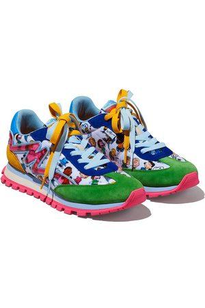 Marc Jacobs X Peanuts 'The Comics' Sneakers