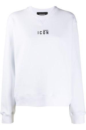 "Dsquared2 Sweatshirt mit ""Icon""-Print"