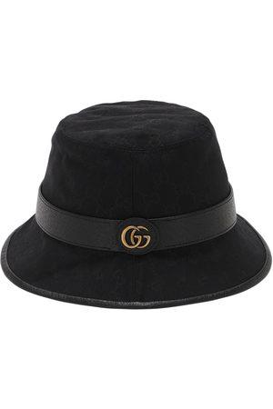 Gucci Herren Hüte - Hut Aus Gg-baumwollcanvas