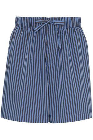 Tekla Pyjama-Shorts aus Bio-Baumwolle