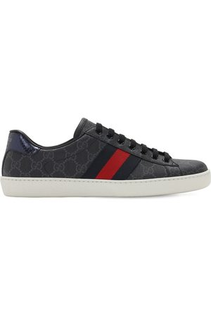 """Gucci Sneakers Mit Gg-supreme-muster """"new Ace"""""""