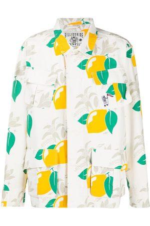 Billionaire Boys Club Lemon print jacket