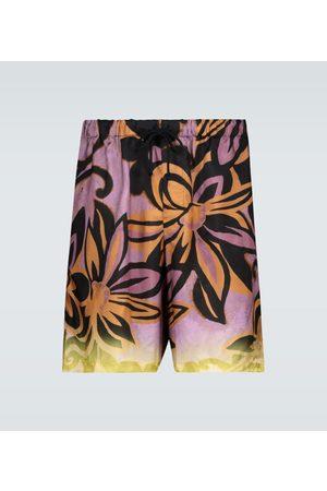 DRIES VAN NOTEN Shorts - Bedruckte Shorts