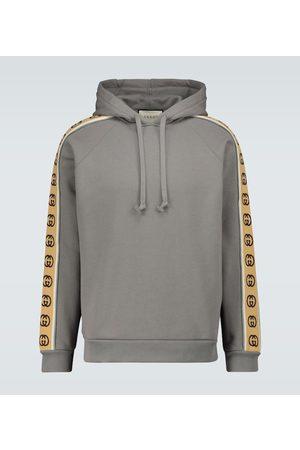 Gucci Hoodie aus Baumwolle mit GG-Motiv