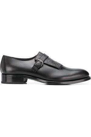 Etro Monk-Schuhe mit Glanzoptik