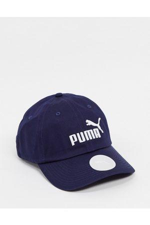 PUMA – Essentials – Kappe in Marine-Marineblau