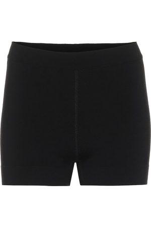 Alaïa Shorts aus einem Wollgemisch