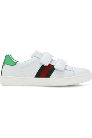 """Gucci Ledersneakers """"new Ace"""""""