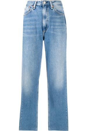 RAG&BONE Ruth high-rise straight jeans
