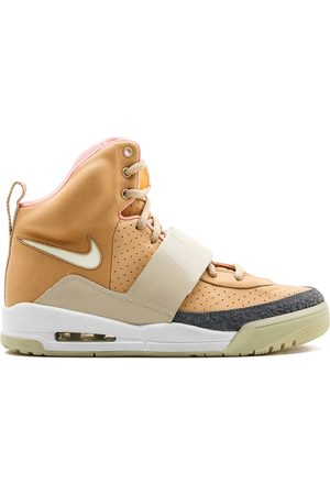 Nike Air Yeezy' High-Top-Sneakers - Nude