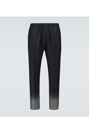 Givenchy Hosen & Jeans - Hose aus Wolljacquard