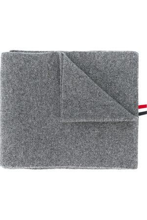 Thom Browne 4-bar stripe scarf