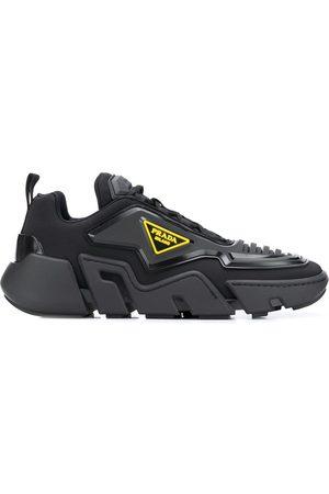 Prada Techno Stretch low-top sneakers