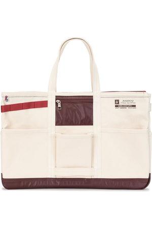 As2ov Herren Handtaschen - Alberton canvas tote bag