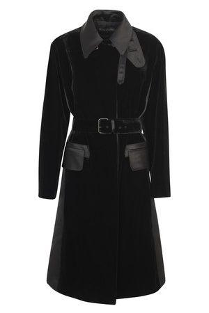 Tom Ford Damen Trenchcoats - Trenchcoat Velvet