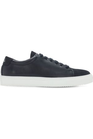 "National Standard 30mm Hohe Sneaker Aus Leder ""edition 3 """