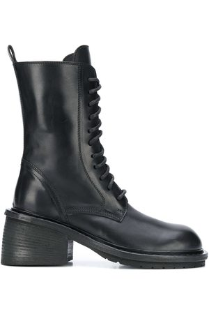 ANN DEMEULEMEESTER Ankle lace-up boots