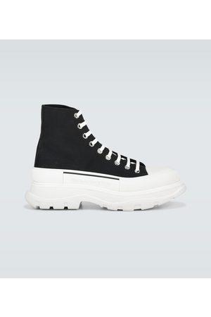 Alexander McQueen Plateau-Sneakers Tread Slick