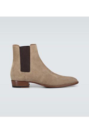 Saint Laurent Chelsea Boots Wyatt