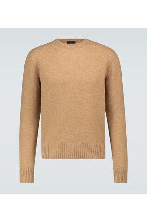 Prada Pullover aus Shetland-Wolle