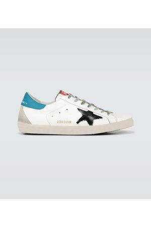 Golden Goose Sneakers Superstar aus Leder