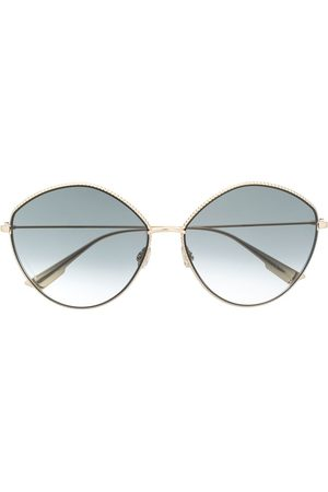Dior Round tinted glasses