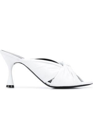 Balenciaga Drapy 80mm sandals