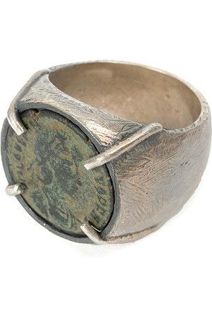 TOBIAS WISTISEN Ring aus Silber - Metallisch