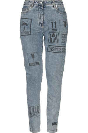 Moschino Damen Slim - DENIM - Jeanshosen - on YOOX.com