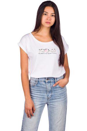 Iriedaily Damen T-Shirts - Stay Pingu T-Shirt