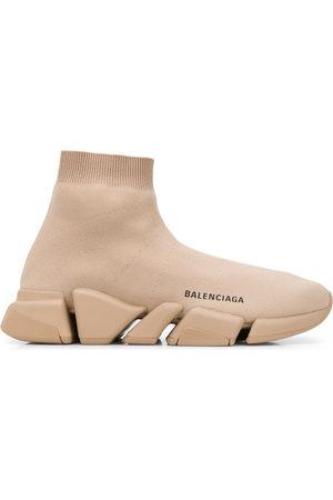 Balenciaga SPEED.2 LT KNIT SOLE MONOCOL