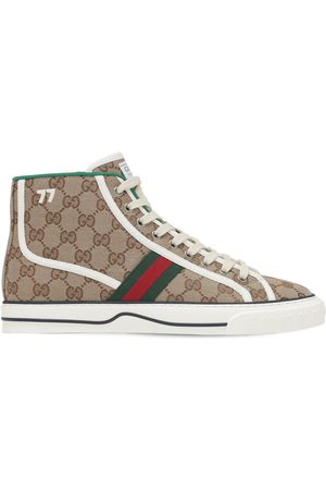 "Gucci Sneakers ""gg Mignon Canvas Tennis 1977"""