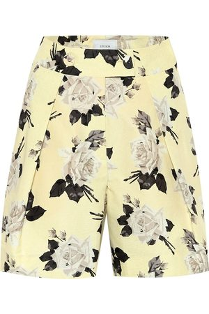 Erdem Shorts Howard aus Baumwolle