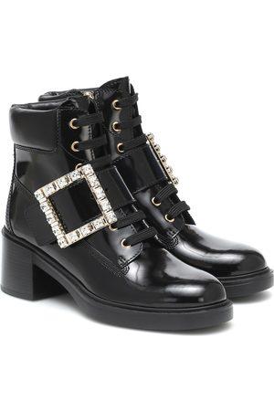 Roger Vivier Damen Stiefeletten - Ankle Boots Viv' Rangers