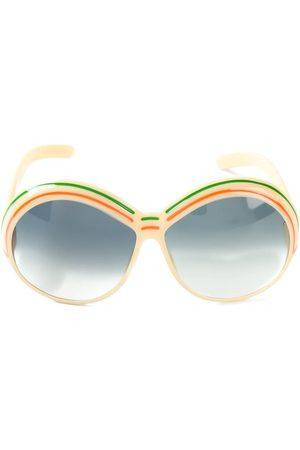 Dior Sonnenbrille mit rundem Rahmen - Nude