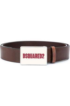 Dsquared2 Logo-buckle belt
