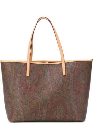 Etro Damen Handtaschen - Handtasche mit Paisley-Print