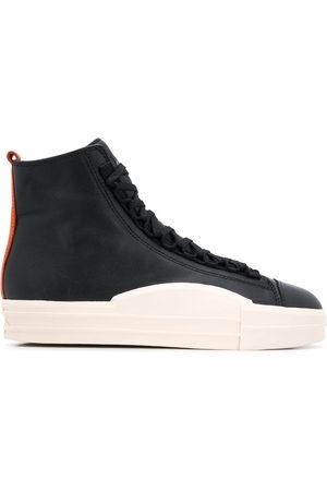 Y-3 Contrast pull-tab sneakers
