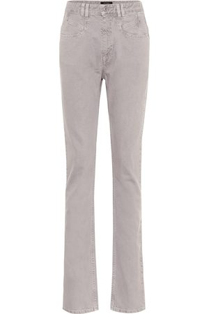 Isabel Marant High-Rise Jeans Dominic