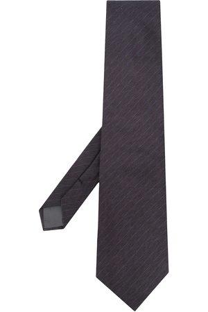 Gianfranco Ferré 1990s Krawatte mit diagonalen Streifen