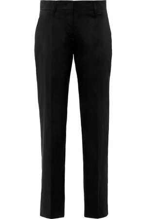 Prada Cropped tapered trousers