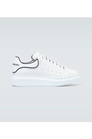 Alexander McQueen Leder-Sneakers Larry