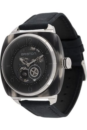 Briston Herren Uhren - Streamliner Skeleton' Armbanduhr, 40mm
